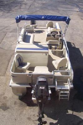 Boats for Sale & Yachts Voyager Pontoons 22 Sport Fish Deluxe 2011 Pontoon Boats for Sale