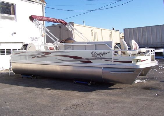 2011 Voyager Pontoons 22 Super Fish Amp Cruise With Rear