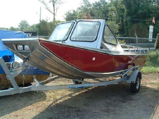 2011 Wooldridge 17' Alaskan Windshield - Boats Yachts for sale