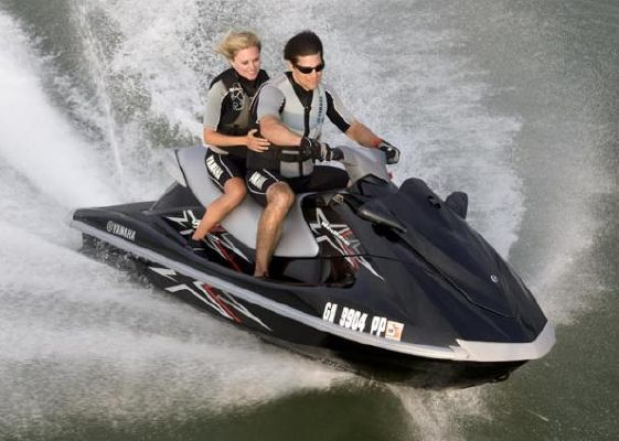 Yamaha Waverunner VX Deluxe 2011 Ski Boat for Sale