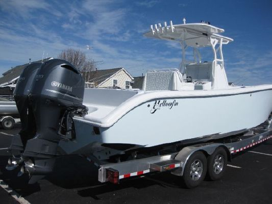 2011 Yellowfin 32 Cc Boats Yachts For Sale