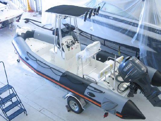 Zodiac Pro Open 650 2011 Motor Boats