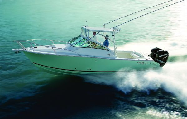 Albemarle 288 Outboard Express Fisherman Available For Order 2012 Albemarle Boats for Sale