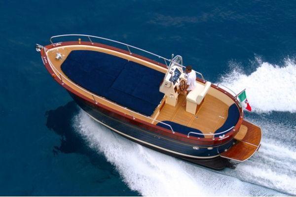 Apreamare 28 Open 2012 All Boats