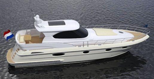 ATLANTIC MOTORYACHTS ATLANTIC 56 TWIN DECK 2012 Fishing Boats for Sale