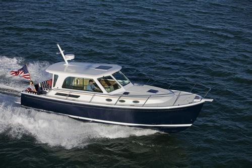Back Cove 37 Hardtop Express 2012 All Boats