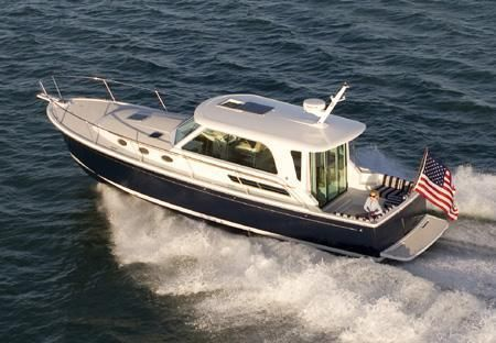 Back Cove 37 (ON ORDER 2012 All Boats