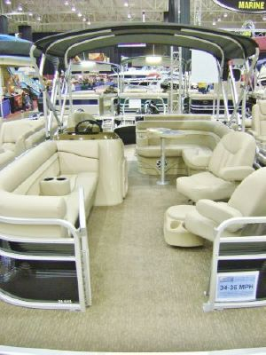 Bennington 24 SSLX 2012 Bennington Pontoon Boats for Sale