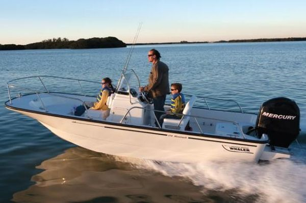 Boston Whaler 170 Montauk 2012 Boston Whaler Boats