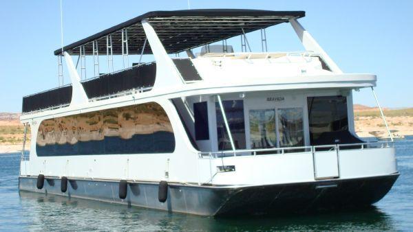 2012 bravada houseboat  1 2012 Bravada Houseboat