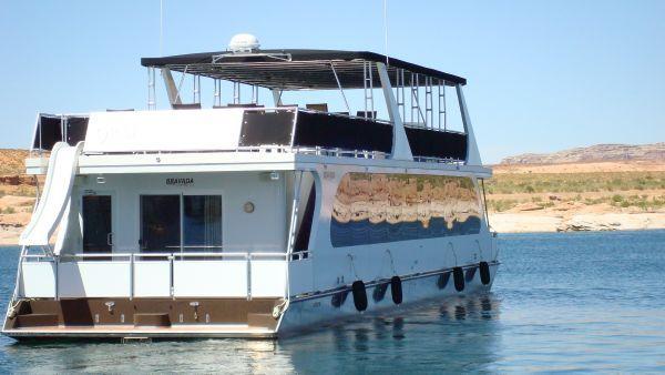 2012 bravada houseboat  30 2012 Bravada Houseboat