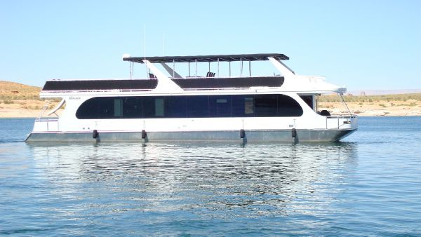 2012 bravada houseboat  32 2012 Bravada Houseboat