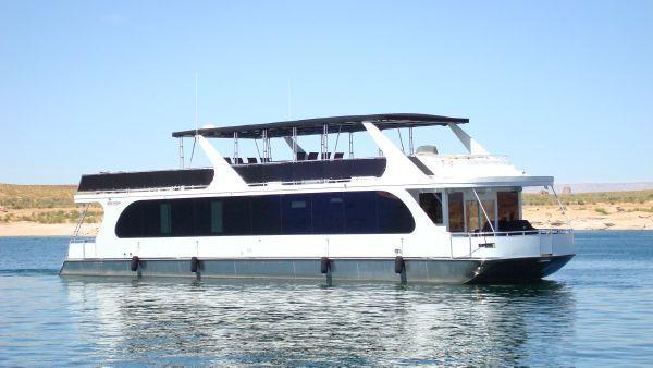 2012 bravada houseboat  33 2012 Bravada Houseboat