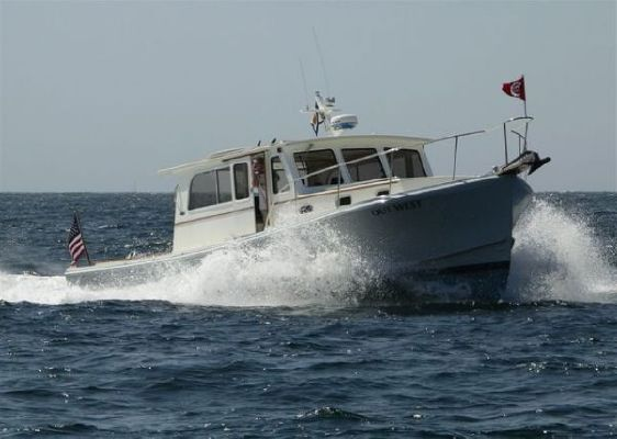 Calvin Beal Lobster Yacht 2012 Lobster Boats for Sale