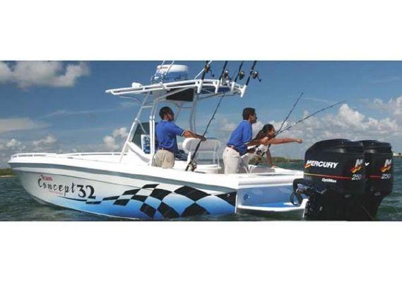 Concept 32 FE Open Fish 2012 All Boats