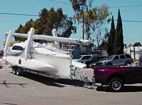 Corsair 37 2012 All Boats