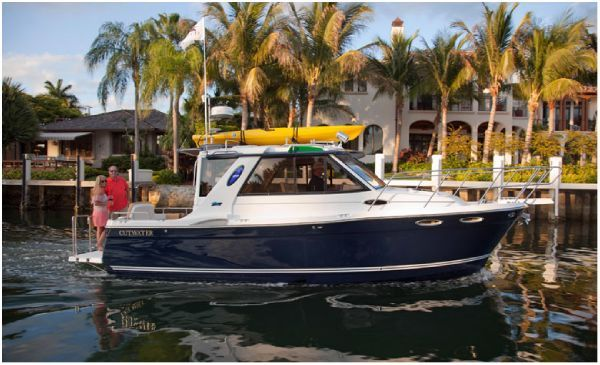 2012 Cutwater 26 Boats Yachts For Sale