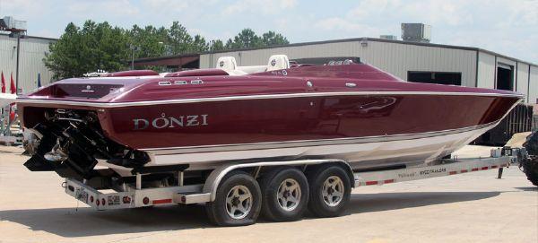 Donzi 35 ZRO 2012 Donzi Boats for Sale