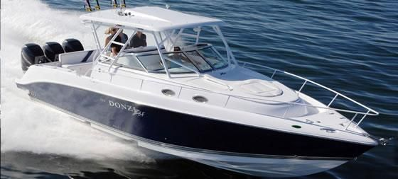 Donzi 38 ZSF Walkaround Sportfish Cruiser 2012 Donzi Boats for Sale Sportfishing Boats for Sale