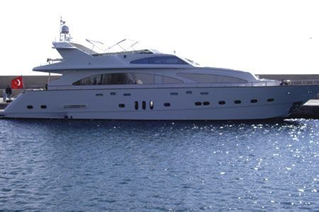 Boats for Sale & Yachts ERM Sandorf 100 2012 All Boats