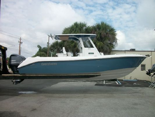 Everglades 295 CC 2012 Everglades Boats for Sale