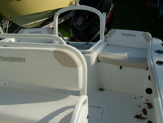 EVERGLADES BOATS 230cc 2012 Everglades Boats for Sale