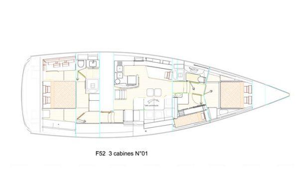 Feeling 52 (SWJ) 2012 All Boats