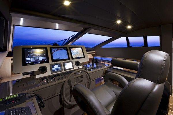 Ferretti 800 2012 All Boats
