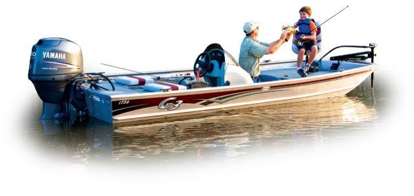 G3 1756 SC Deluxe (PSJ) 2012 All Boats