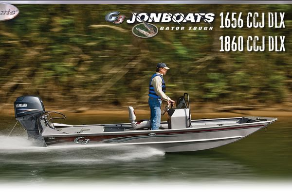 G3 1860 CCJ Deluxe (PSJ) 2012 All Boats