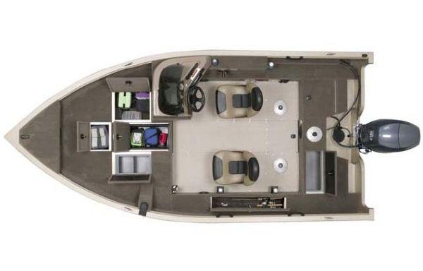 Boats for Sale & Yachts G3 Angler V162 C (PSJ) 2012 Angler Boats