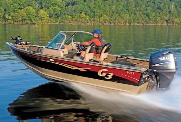 G3 Angler V162 F (PSJ) 2012 Angler Boats