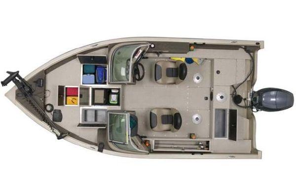 Boats for Sale & Yachts G3 Angler V162 F (PSJ) 2012 Angler Boats