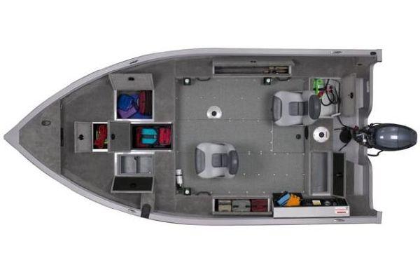 G3 Angler V162 T (PSJ) 2012 Angler Boats