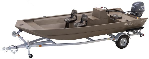 G3 Outfitter 1966WOF (PSJ) 2012 All Boats