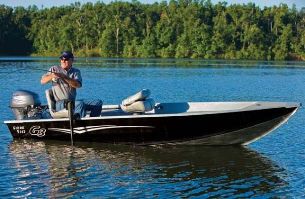G3 Outfitter V143 T (PSJ) 2012 All Boats