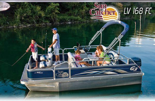 Boats for Sale & Yachts G3 Sun Catcher LV 168 Fish & Cruise Vinyl (PSJ) 2012 Sun Tracker Boats for Sale