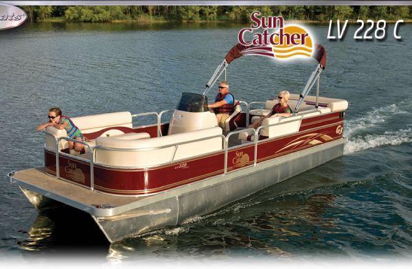 Boats for Sale & Yachts G3 Sun Catcher LV 228 Cruise (PSJ) 2012 Sun Tracker Boats for Sale