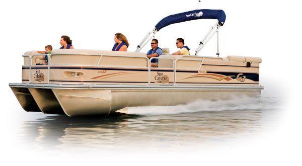 Boats for Sale & Yachts G3 Sun Catcher LX 22 Cruise (PSJ) 2012 Sun Tracker Boats for Sale
