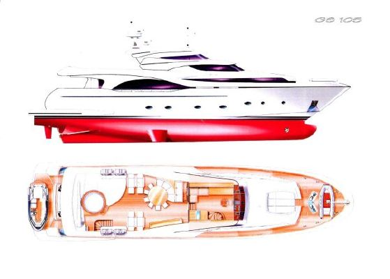 Gianetti Star GS 105' Navetta 2012 All Boats