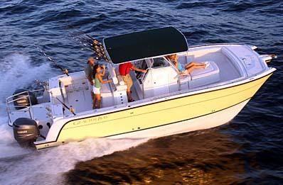 Glacier Bay 3065 Canyon Runner 2012 Glacier Boats for Sale