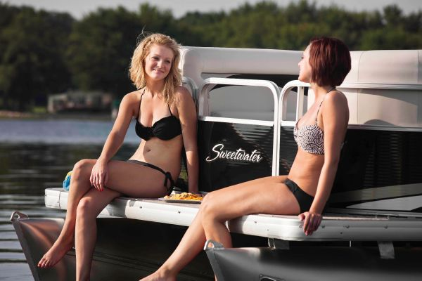 Godfrey / SweetWater 2286 2012 Sweetwater Pontoon Boat