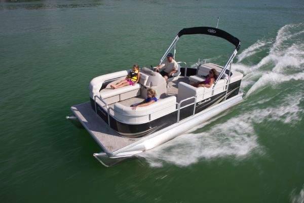 Godfrey / SweetWater 2486 RE 2012 Sweetwater Pontoon Boat