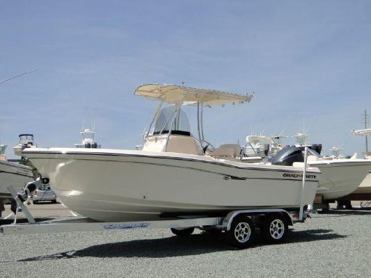 Grady White 209 Fisherman 2012 Fishing Boats for Sale Grady White Boats for Sale