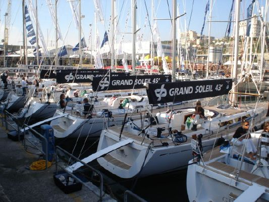 Grand Soleil Botin and Carkeek NEW 2012 All Boats