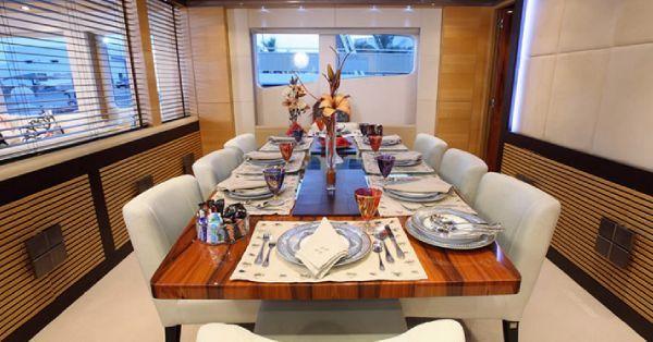 Gulf Craft Majesty 121 2012 All Boats
