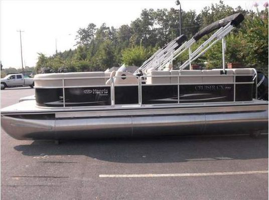 Harris FloteBote pontoon 220cx 2012 Pontoon Boats for Sale