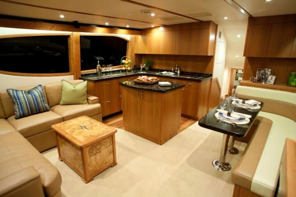 Hatteras 54 GT 2012 Hatteras Boats for Sale