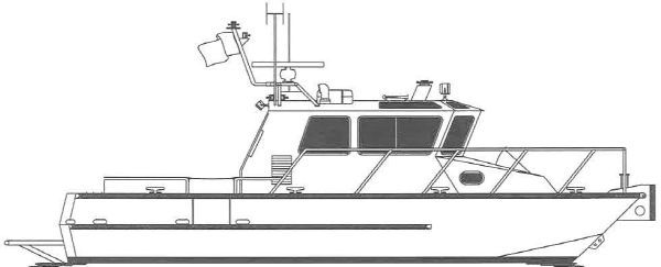 Hike Metal 32' Work, Patrol, Dive, Tow (New 2012 All Boats
