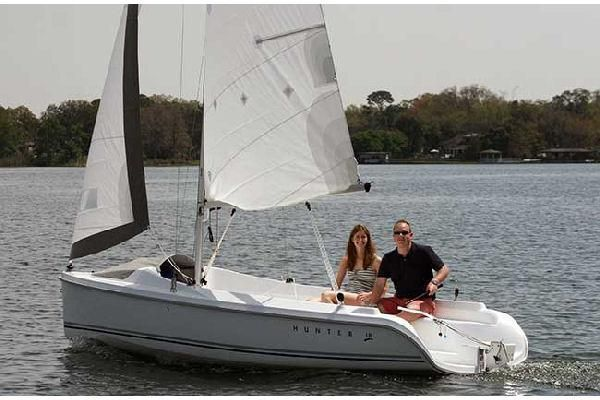 Hunter 18 2012 All Boats